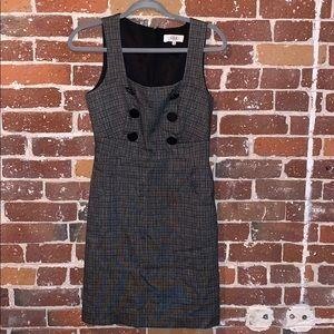 Tibi jumper sheath dress